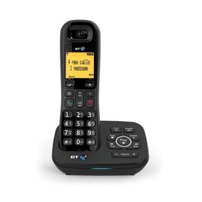 BT 1600 Dect Telephone Single Ref BT1600S