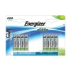 Energizer Eco Advance Batteries AAA / E92 Ref E300116300 [Pack 8]
