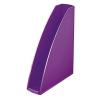 Leitz WOW Magazine File Purple Ref 52771062
