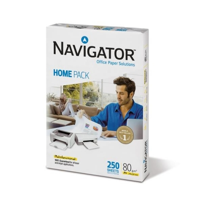 Navigator Homepack 80gsm A4 250 Sheets Ref 127415