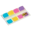Post-it Strong Index Flags 4x10mm Ref 676-AYPV [Pack 40]