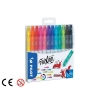 Pilot Erasable Felt Pen Assorted Ref 220300120 [Pack 12]