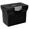 Pierre Henry Box File Plastic A4 Black Ref 40245