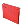 Esselte Classic Suspension File Reinforced Foolscap File Red Ref 90336 [Pack 25]