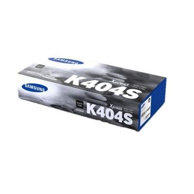 Samsung Laser Toner Cartridge Page Life 1500pp Black Ref CLT-K404S/ELS
