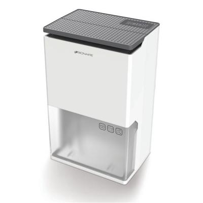 Bionaire Dehumidifier 3 Litre Tank 12 Litre Daily Extraction 3 Speed Settings Ref BDH001