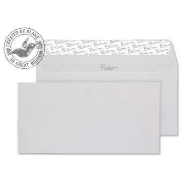 Blake Premium Envelope Wallet Peel & Seal 120gsm Diamond White DL [Pack 500] Ref 91882