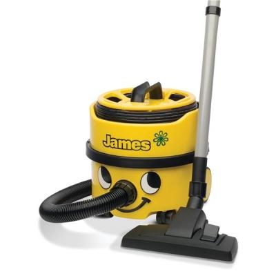 Numatic James Vacuum Cleaner 500-800W 8 Litre 5.2Kg Yellow Ref JVP180A1