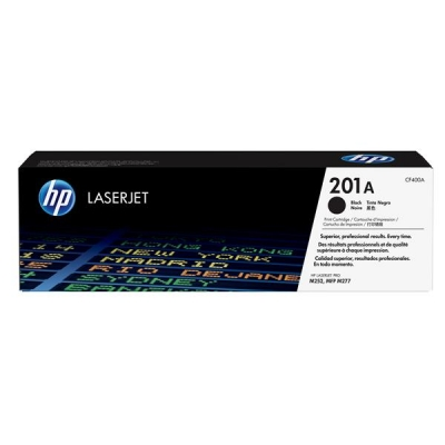 Hewlett Packard [HP] 201A Laserjet Toner Cartridge Black Ref CF400A