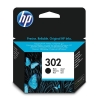 Hewlett Packard [HP] No.302 Inkjet Cartridge Black Ref F6U66AE