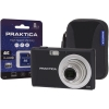 Praktica Z250 Digital Camera Kit Black Ref PRA111