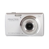 Praktica Z250 Digital Camera Kit Silver Ref PRA110