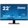Iiyama IPS Monitor VGA/DVI/HDMI 22inch Ref XU2290HS-B1