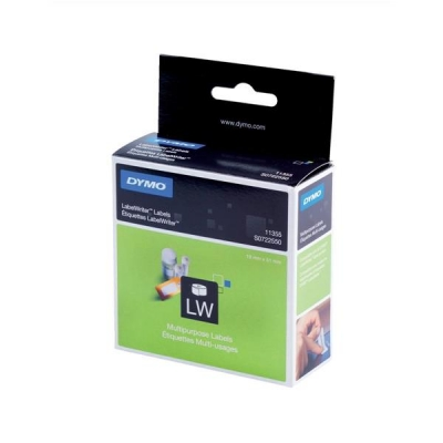 Dymo LabelWriter Labels MultipurposeWhite Ref 11355 S0722550 [Pack 500]