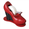 Scotch Shoe Magic Tape Dispenser Desktop Durable Non-slip with 1 Roll 810 Tape 18mmx33m Ref 532305