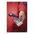 Durable Badge Reel with Spring Snap Fastener 800mm Ref 8221-58 [Pack 10]