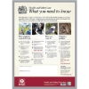 Stewart Superior Health and Safety Law HSE Statutory Poster 2009 Framed A2 Ref FWC100