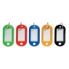 Key Hanger Standard with Fob Label Assorted [Pack 20]
