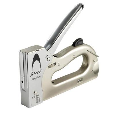 Rexel Tacker Heavy Duty Bottom-loading Adjustable No.23/6 No23/8 No.23/13 Ref 2101209