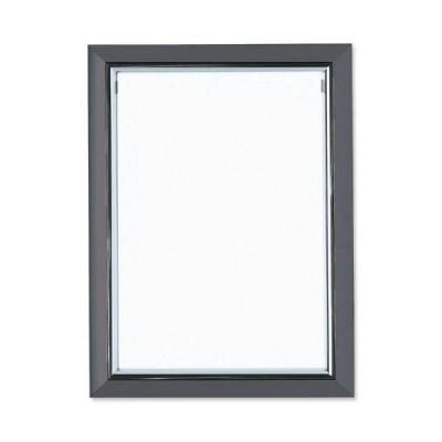 Deluxe Certificate Frame Non Glass Holds A4 Grey