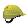 3M Solaris Safety Helmet Ventilation Peltor Uvicator Neck Protection Yellow Ref G2000CUV-GU