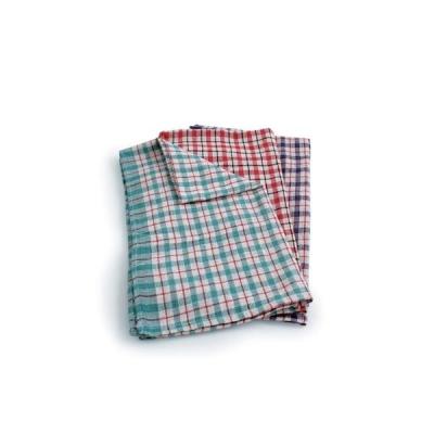 Tea Towels Chequered Ref SPC/TT01/10 [Pack 10]