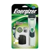 Energizer Emergency Rechargeable Torch Nichia GS Shatterproof Lens 19hr 2AA1 UK Plug Ref 633024