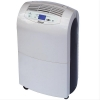 Igenix De-Humidifier LCD Display Rotary Compressor Extracts 20L/24h 340W Tank 6.5 Litre Ref IG9800