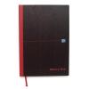 Black n Red Notebook Smart Ruled Casebound 90gsm A4 Ref 100080428