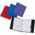 Telephone Index and Address Book Binder with Matching A-Z Index and 20 Sheets A5 Black