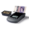Safescan Money Counter with Printer Port Clear Display Ref 124-0422