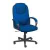 Trexus Intro Managers Armchair High Back 690mm Seat W520xD470xH440-540mm Royal Blue