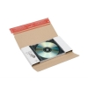 CD Jewel Case Mailer Self Adhesive Tear Off Strip DL 225x125x12mm [Pack 50]