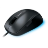 Microsoft Comfort 4500 Mouse Corded USB Ambidextrous with Scroll Wheel 5-button Ref 4FD-00023