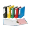 Concord Classic Lever Arch File Printed Lining Capacity 70mm Foolscap Assorted Ref C216059 [Pack 10]