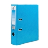 Concord Contrast Lever Arch File Laminated Capacity 65mm A4 Sky Blue Ref 214700 [Pack 10]