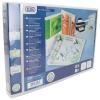 Elba Polyvision Maxi Presentation Binder Polypropylene 4 D-Ring 30mm Landscape A3 Ref 100080803 [Pack 5]