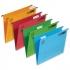 Elba Verticfile Ultimate Suspension File Manilla 240gsm A4 Blue Ref 100331149 [Pack 25]