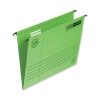 Elba Verticfile Ultimate Suspension File Manilla 240gsm Foolscap Green Ref 100331170 [Pack 25]