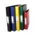 Elba Ring Binder PVC 2 O-Ring Size 25mm A5 Black Ref 100082442 [Pack 10]