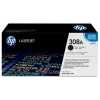 Hewlett Packard [HP] No. 308A Laser Toner Cartridge Page Life 6000pp Black Ref Q2670A