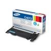 Samsung Laser Toner Cartridge Page Life 1000pp Cyan [For CLP-320/CLP-325/CLX-3185] Ref CLT-C4072S/ELS