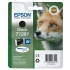 Epson T1281 Inkjet Cartridge DURABrite Fox Capacity 5.9ml Black Ref C13T12814011