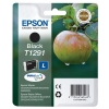 Epson T1291 Inkjet Cartridge DURABrite Apple L Capacity 11.2ml Black Ref C13T12914011