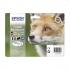 Epson T1285 Inkjet Cartridge DURABrite Fox 16.4ml Black/Cyan/Magenta/Yellow Ref C13T12854010 [Pack 4]