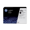 Hewlett Packard [HP] No. 05X Laser Toner Cartridge Page Life 13000pp Black Ref CE505XD [Pack 2]