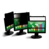 3M Privacy Screen Protection Filter Anti-glare Framed Desktop Widescreen LCD 22in Ref PF322W