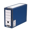 Bankers Box by Fellowes Premium Transfer File Blue and White Ref 00059-FF [Pack 10]