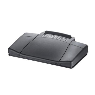Philips LFH2330 Digital Dictation Foot Control Ergonomic Slim Anti-slip Ref LFH2330