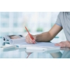 Silvine Popular Drawing Pad Acid Free Cartridge Paper 100gsm 50 Sheets A4